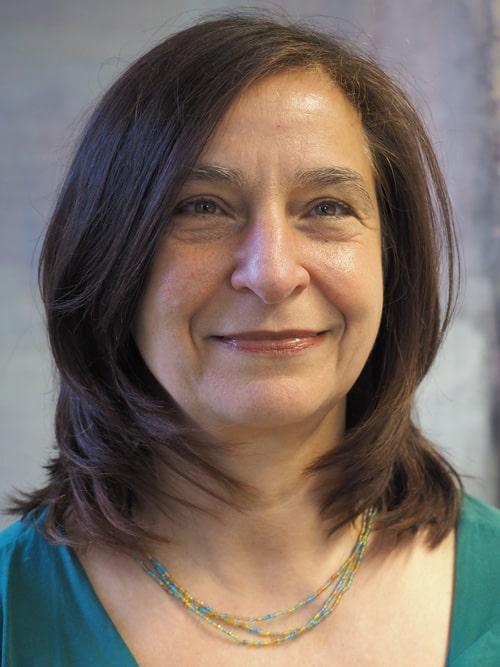 Bettina Kupferschmidt von der AWO Reutlingen