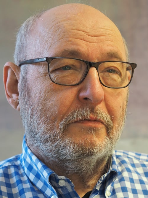 Klaus-Dieter Ress von der AWO Reutlingen