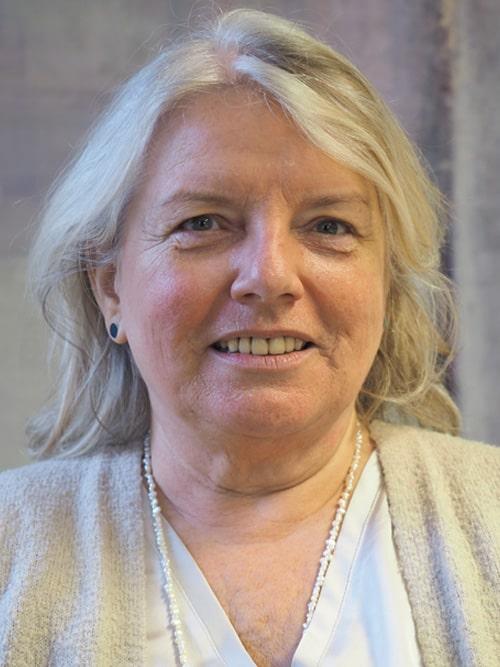 Rita Wilde von der AWO Reutlingen