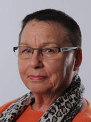 Ulrike Sippli vom Vorstand der AWO Metzingen