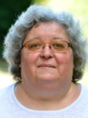 Dorothee Weituschat-Staiger vom Vorstand des Kreisverbandes Reutlingen