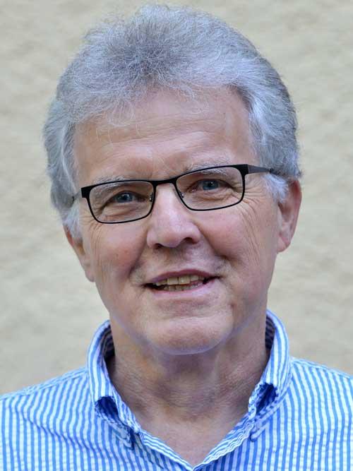 Herbert Mang von der AWO Reutlingen