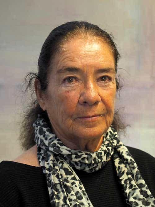 Heidi Unger vom Vorstand der AWO Reutlingen