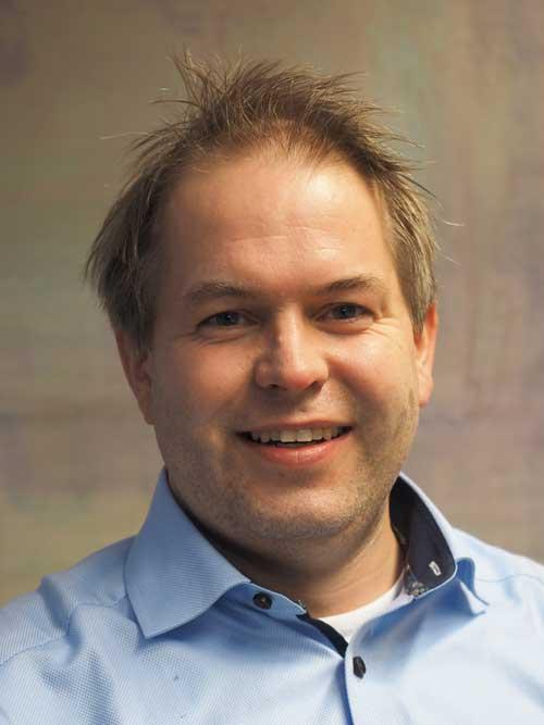 Sebastian Weigle vom Vorstand der AWO Reutlingen
